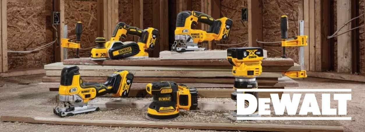 Shop Dewalt power tools at Jerrys