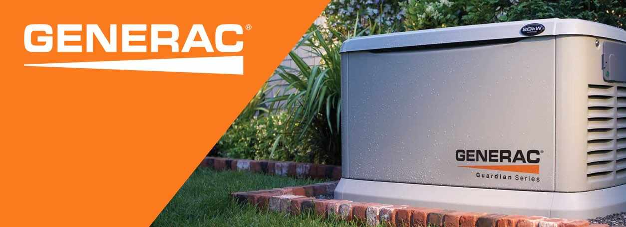 Shop Generac generators at Jerrys