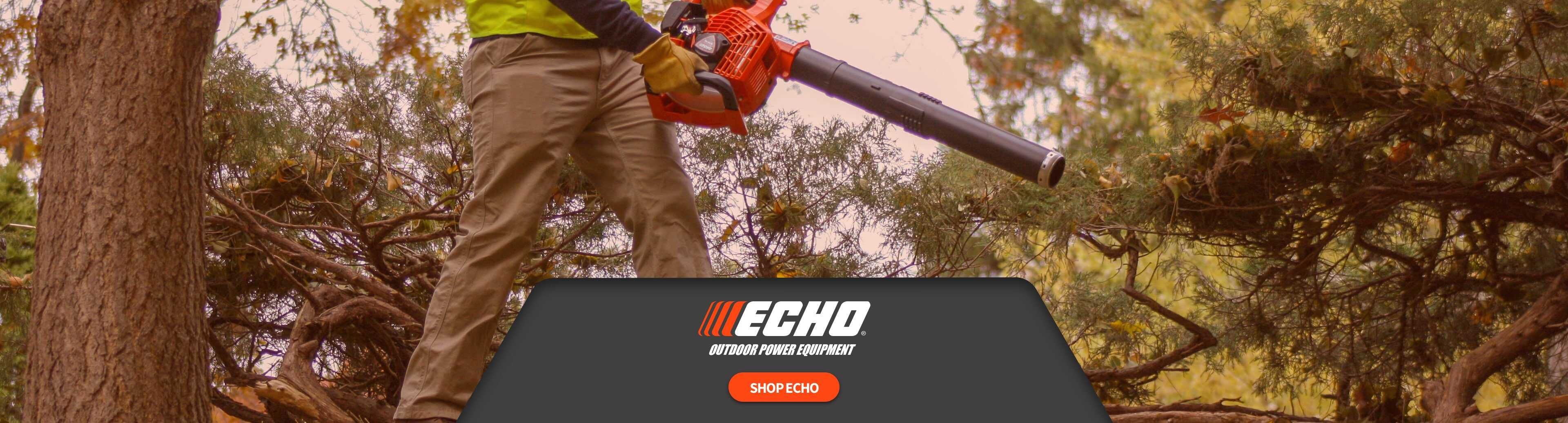 Shop Echo Power Equipment at Jerrys