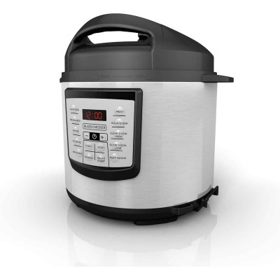 Black & Decker 6 Qt. 11-in-1 Cooking Pot Pressure Cooker