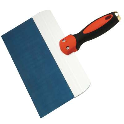 Do it Best 10 In. Ergo Blue Steel Taping Knife
