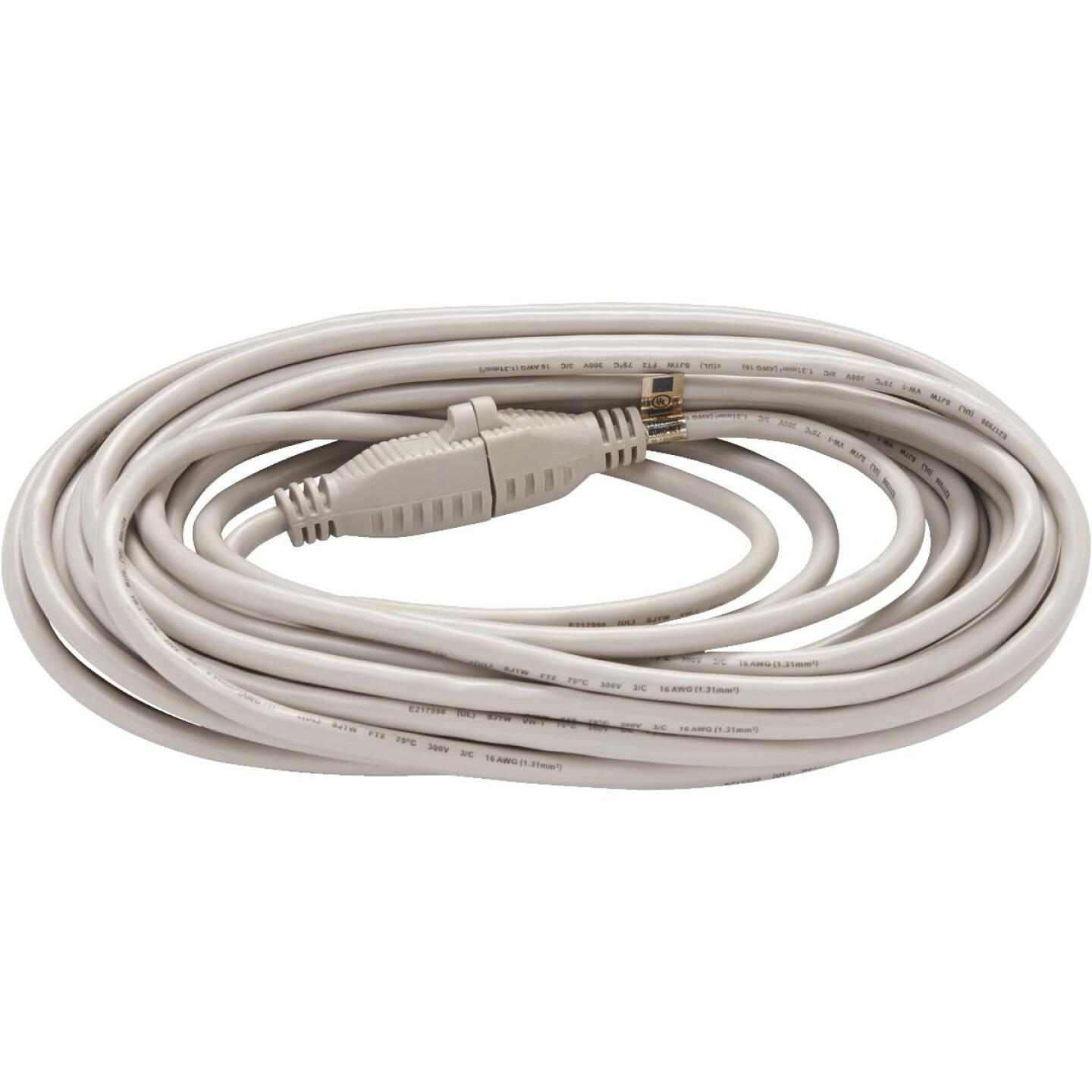 Do it Best 40 Ft. 16/3 Medium-Duty Tan Deck Extension Cord Image 2
