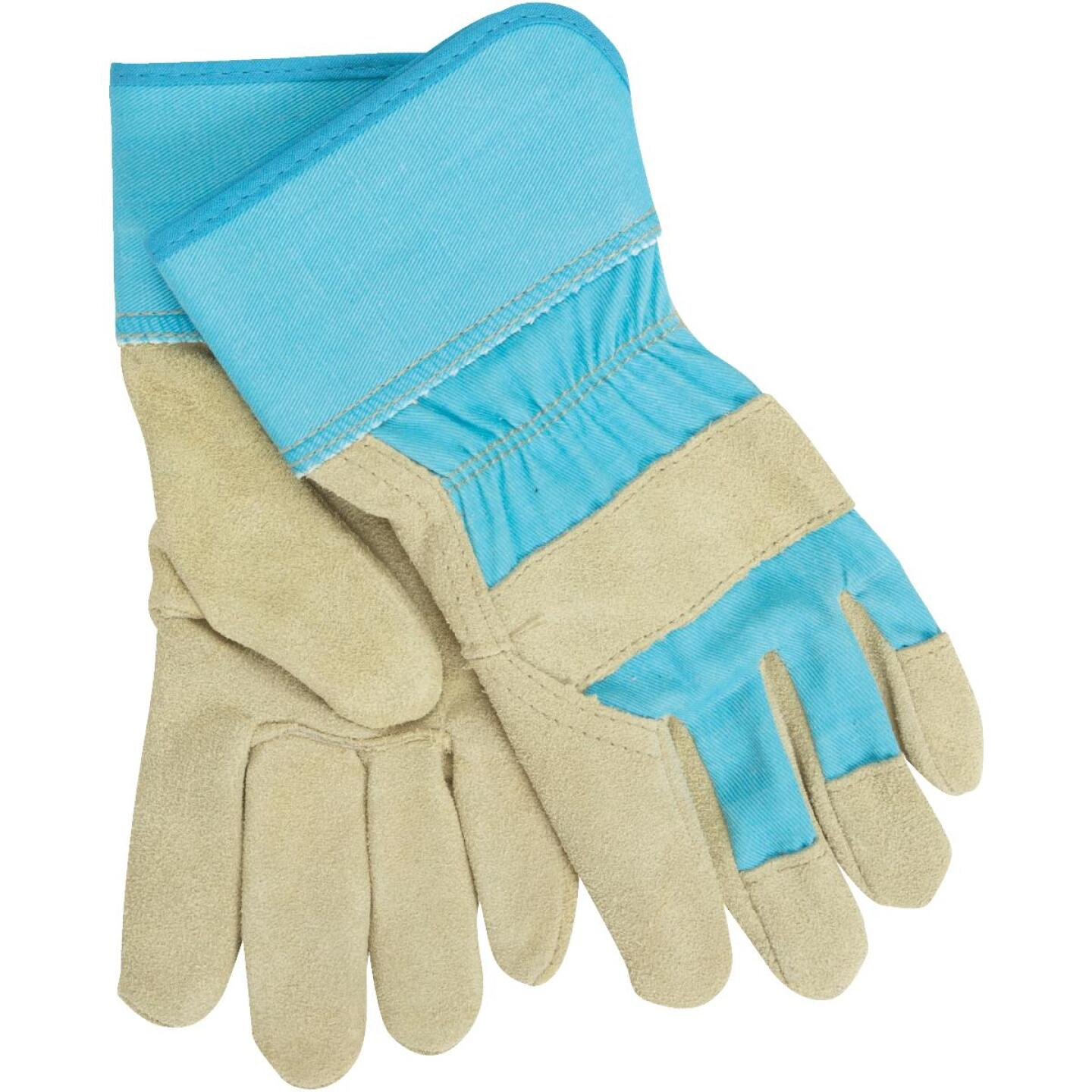 West Chester Protective Gear Dirty Work Women's Small Leather Work Glove Image 1