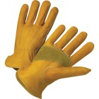 West Chester Protective Gear Men's Large Grain Cowhide Leather Work Glove Image 1