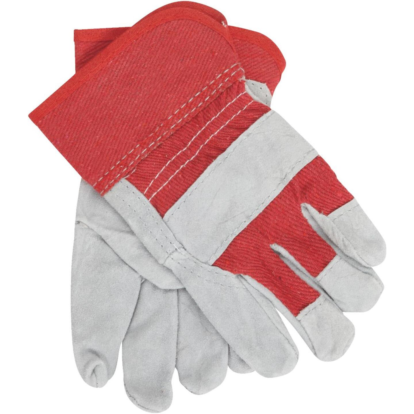 West Chester Protective Gear Age 5 to 8 Leather Glove Image 1